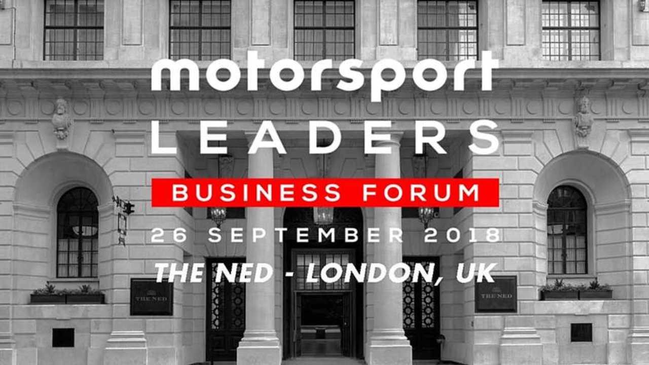 Motorsport Business Leaders Forum