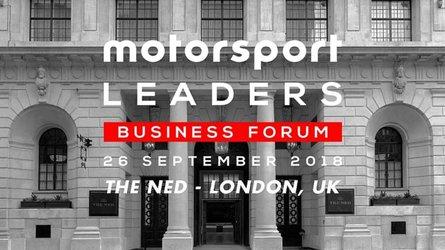 Motorsport Leaders Business Forum analiza cómo el automovilismo deportivo hará frente a la incertidumbre