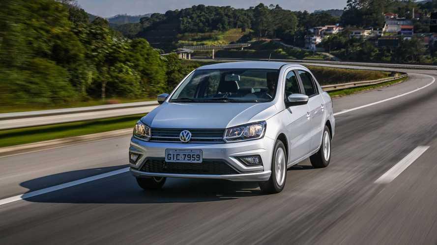Sedãs compactos mais vendidos em fevereiro: VW Voyage foi o único a crescer