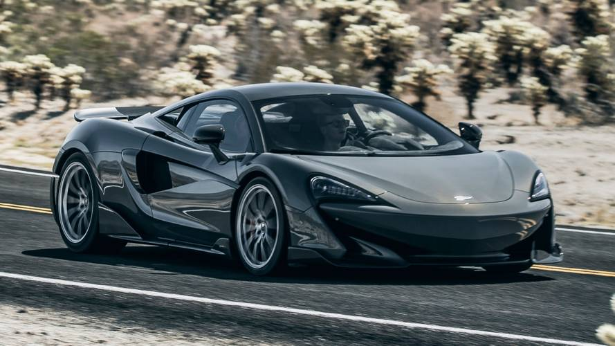 2019 McLaren 600LT First Drive: Light Fantastic