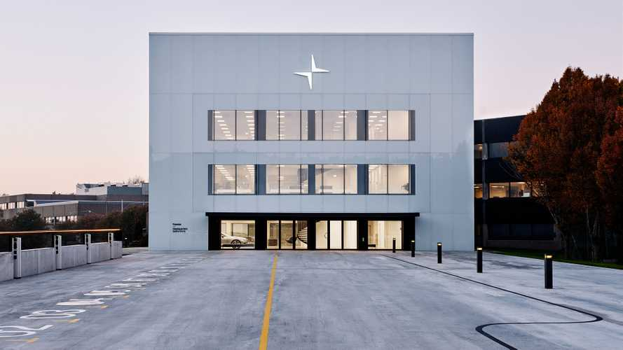 Polestar's new Cube headquarters is a nod to Swedish minimalism