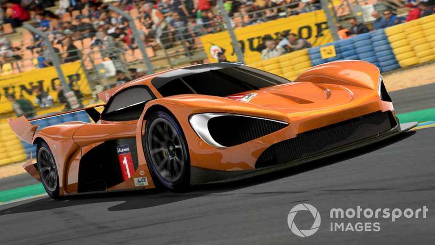 McLaren WEC entry 'highly unlikely' for first hypercar season