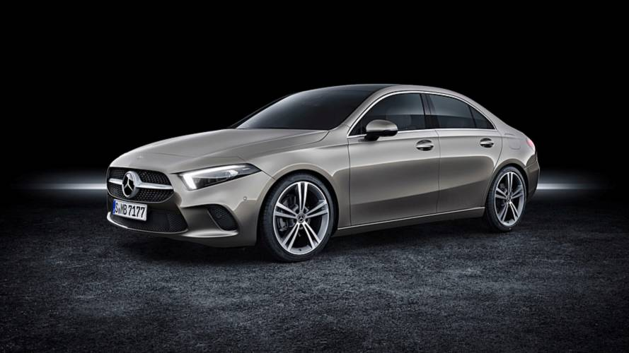2019 Mercedes A-Class Saloon Revealed