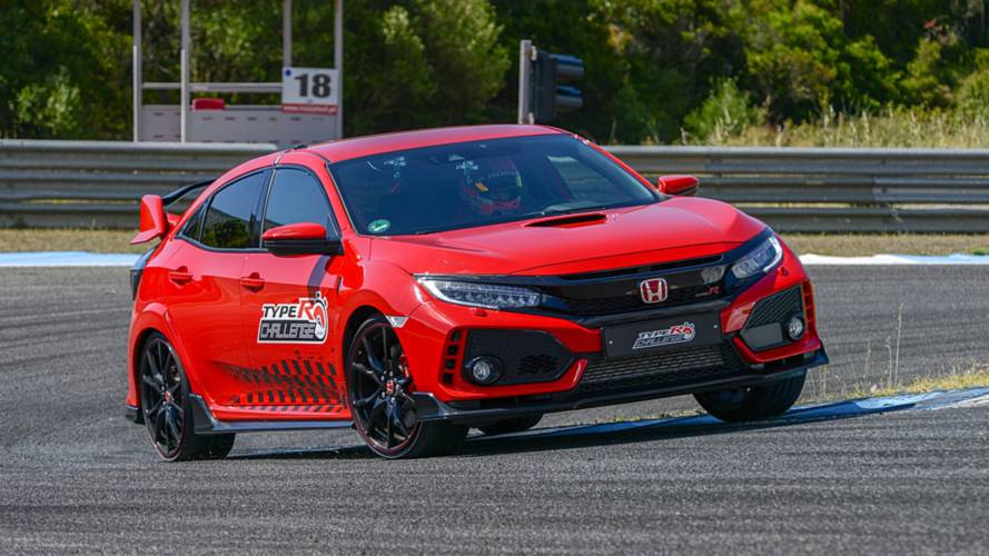 Civic Type R Sets New Lap Record At Estoril Circuit