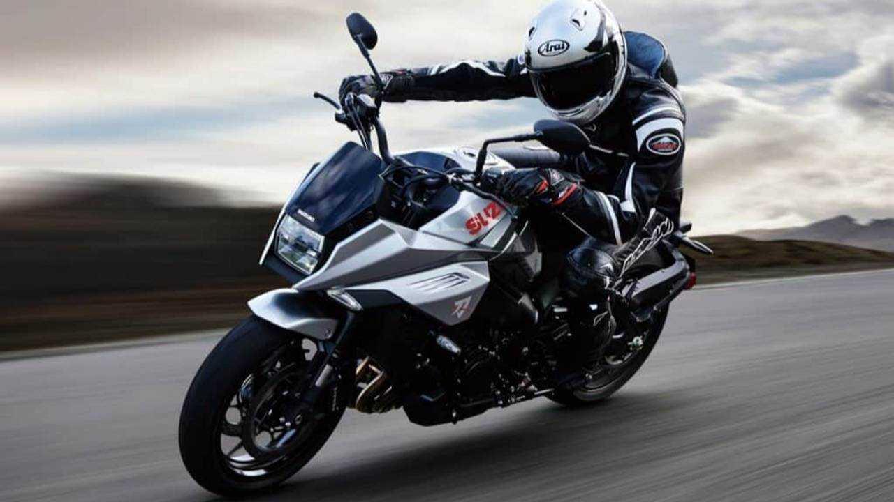 Motos au Mondial de la Moto 2018