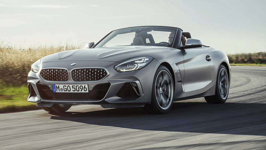 All-new BMW Z4 full model range and specs revealed