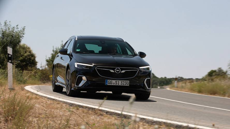 Prueba Opel Insignia Sports Tourer GSi 2019: ¿familiar o deportivo?