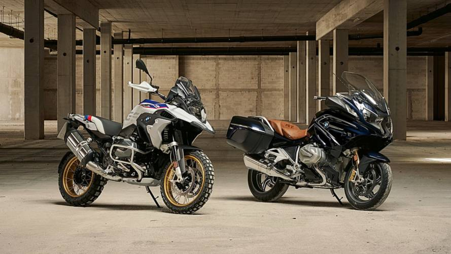 BMW desvela las R 1250 GS y R 1250 RT con distribución variable