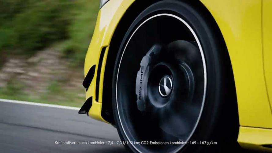 Mercedes-AMG A35 4Matic'in yeni bir teaser videosu yayınlandı