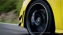 2019 Mercedes-AMG A35 teasers
