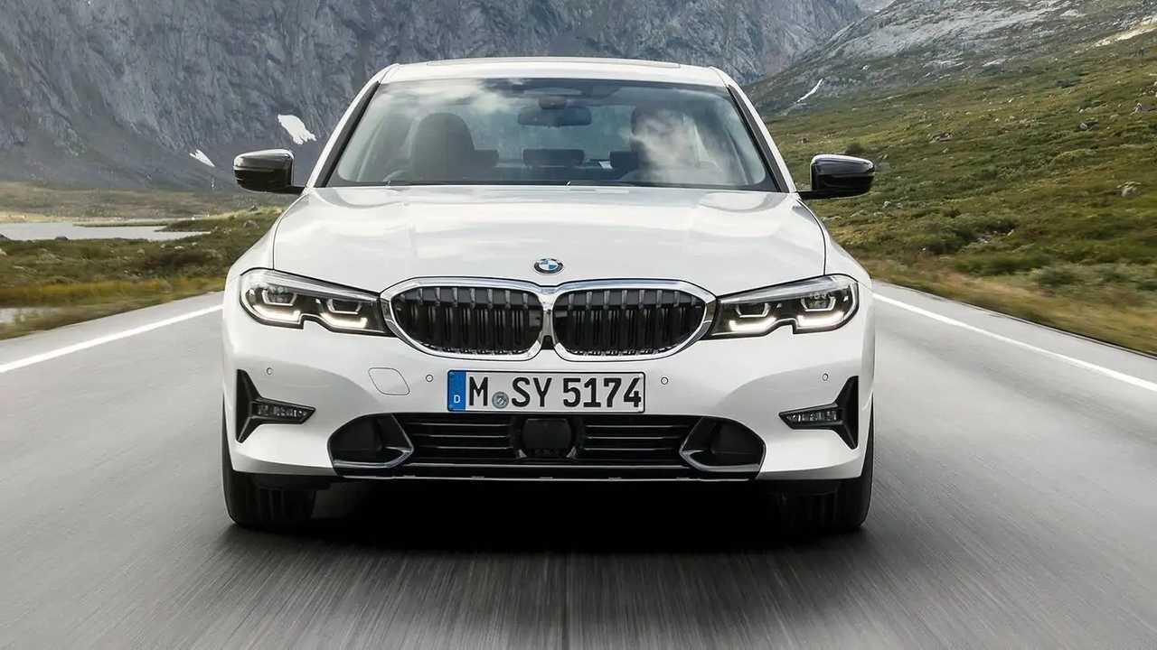 BMW Serie 3 2019 Sport Line