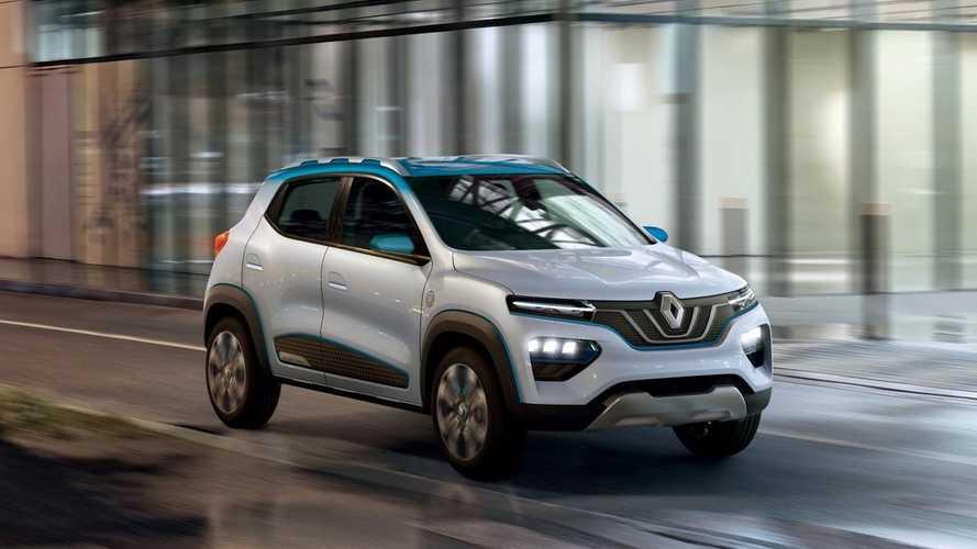 Renault представит в Китае доступный электрокроссовер City K-ZE