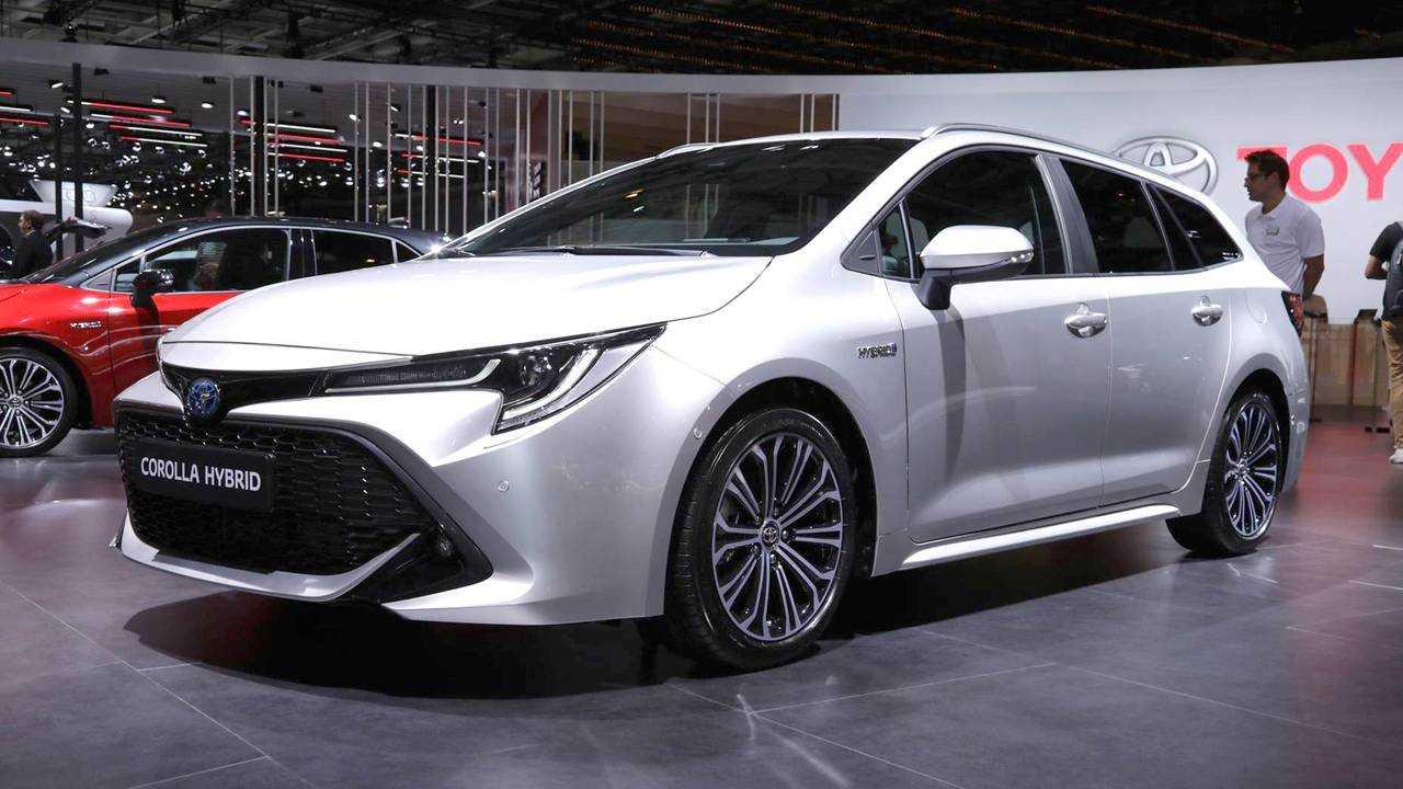 Toyota Corolla Sports Tourer