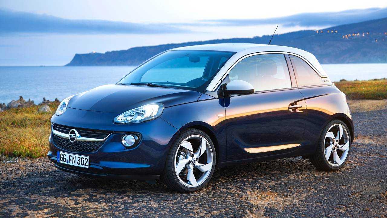 2020 Opel Adam Rocks New Review