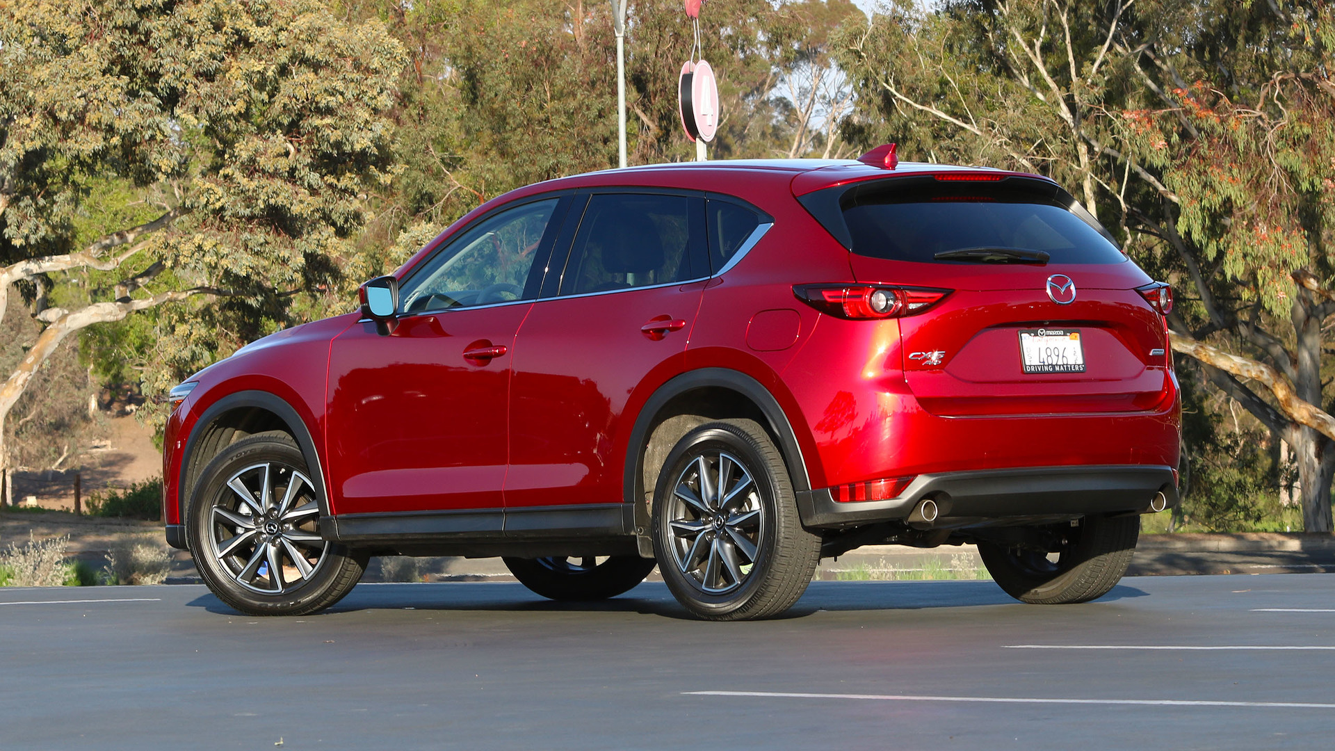 2017 mazda cx 5 first drive now with fewer downsides fandeluxe Gallery