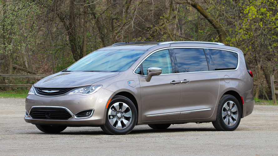 All Chrysler Pacifica Hybrids Recalled In U.S. And Canada
