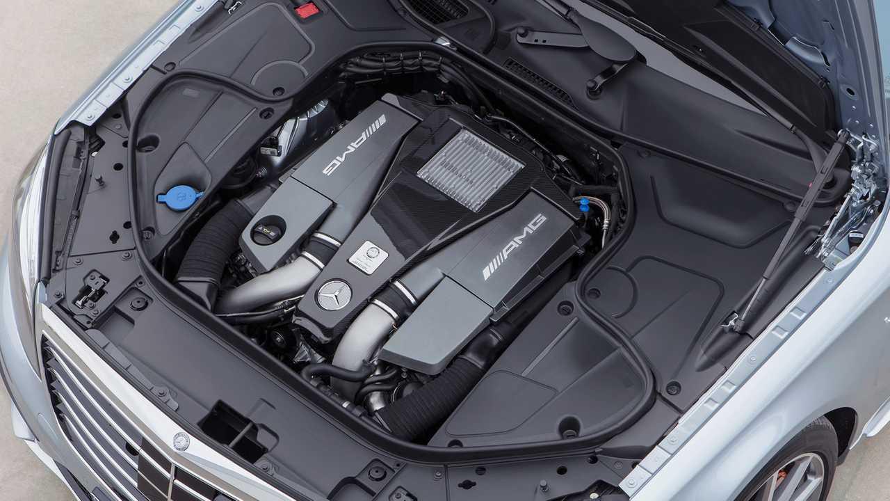 2014 Mercedes-AMG S63
