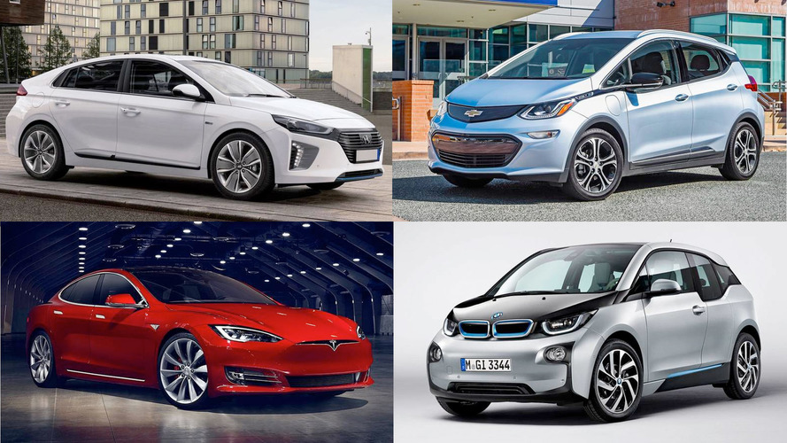 Every Electric Vehicle, Ranked By Range