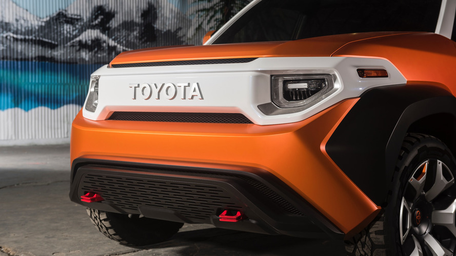 Toyota Trademarks 4Active, Could Signal New Crossover
