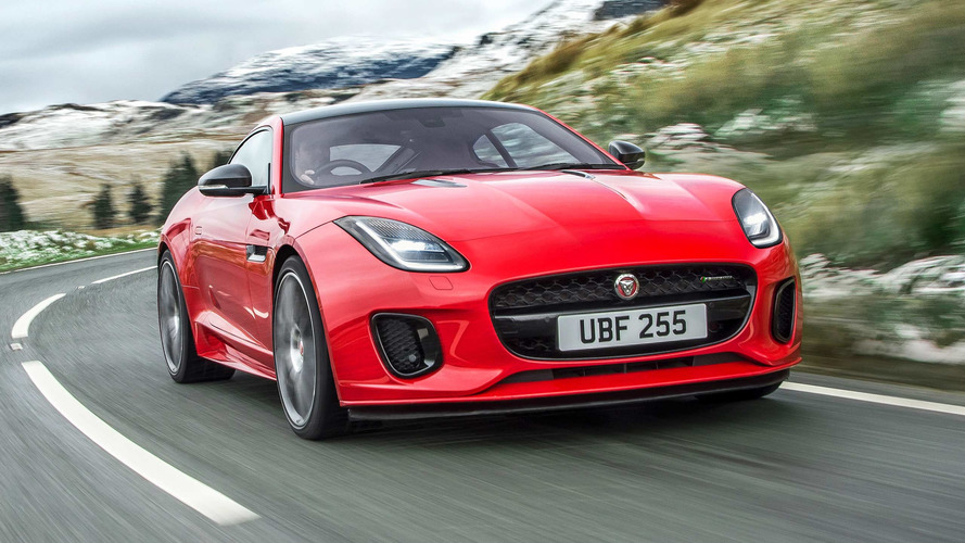 Jaguar met un 4 cylindres dans sa F-Type!
