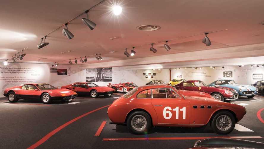 Ferrari amplía su museo con dos nuevas exposiciones