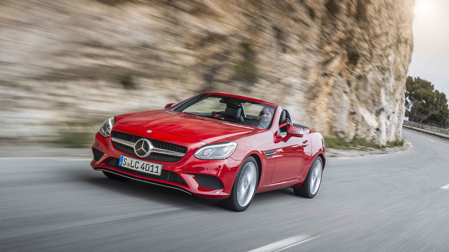 Mercedes still undecided on SLC axe