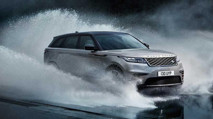 Range Rover Velar 2017, el nuevo SUV de estética cupé de Land Rover