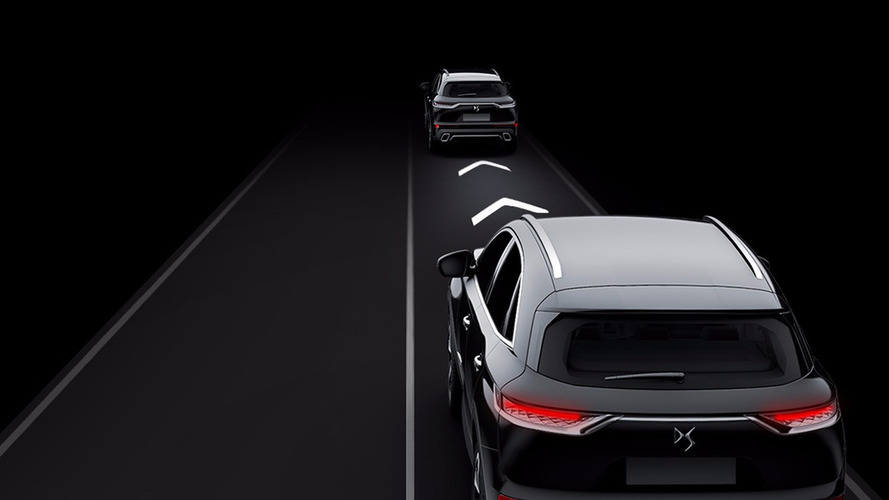 DS First PSA Brand To Receive Autonomous Driving Tech