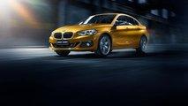2017 BMW 1 Serisi Sedan [Çin'e özel]