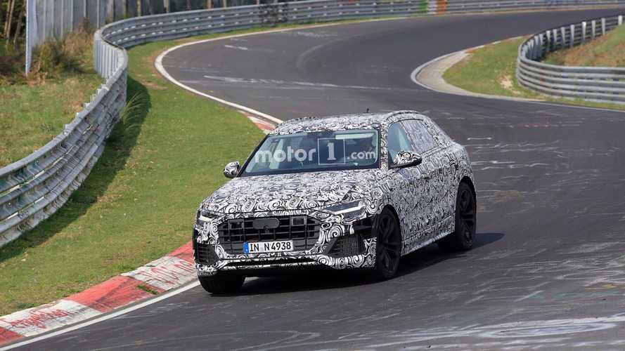 Cuenta atrás para la llegada del Audi Q8 2018