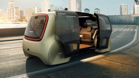 2021-től elindulhat a Volkswagen teljesen önvezető autón alapuló fuvarmegosztó szolgáltatása