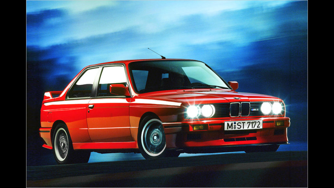 BMW M3 Sport Evolution (E30)