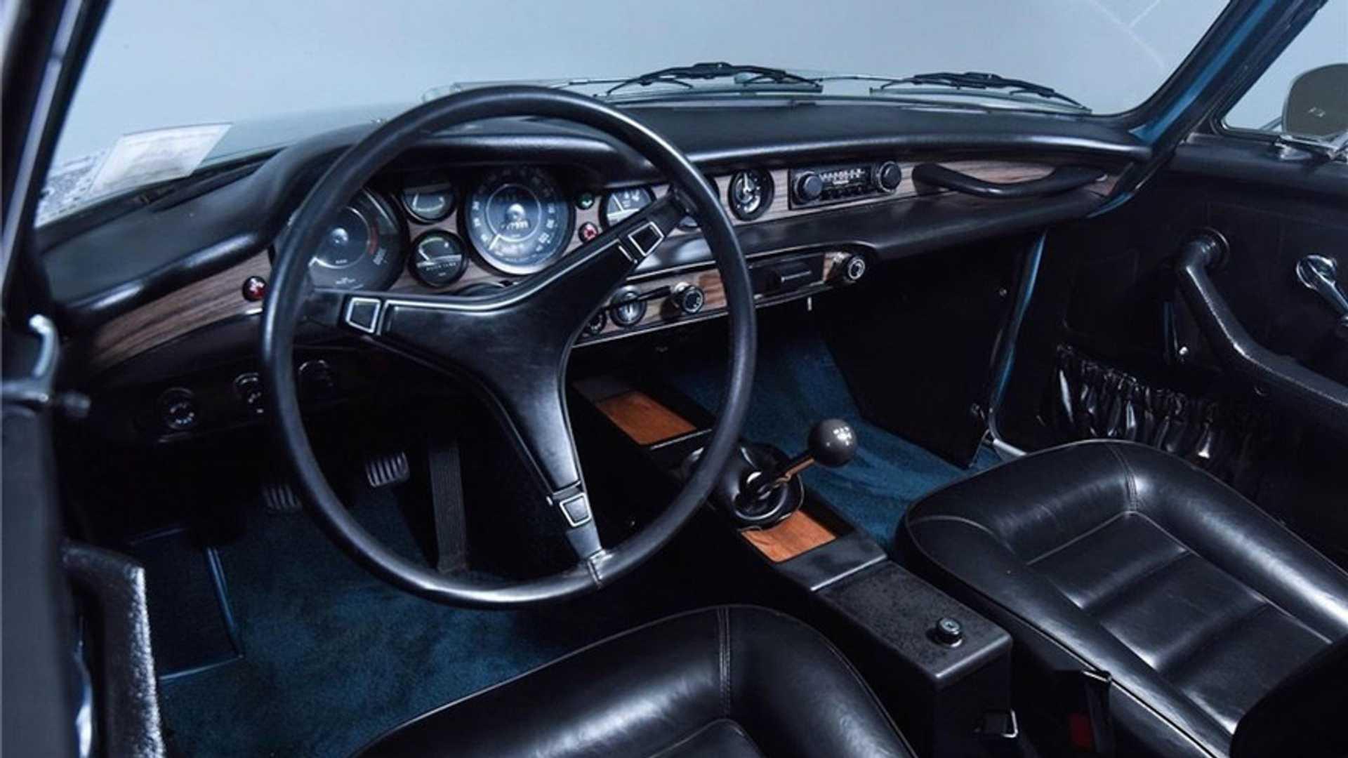 Volvo 1800 es wagon