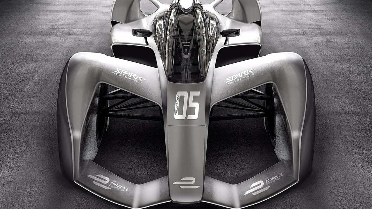 Spark Racing Technology Formula E