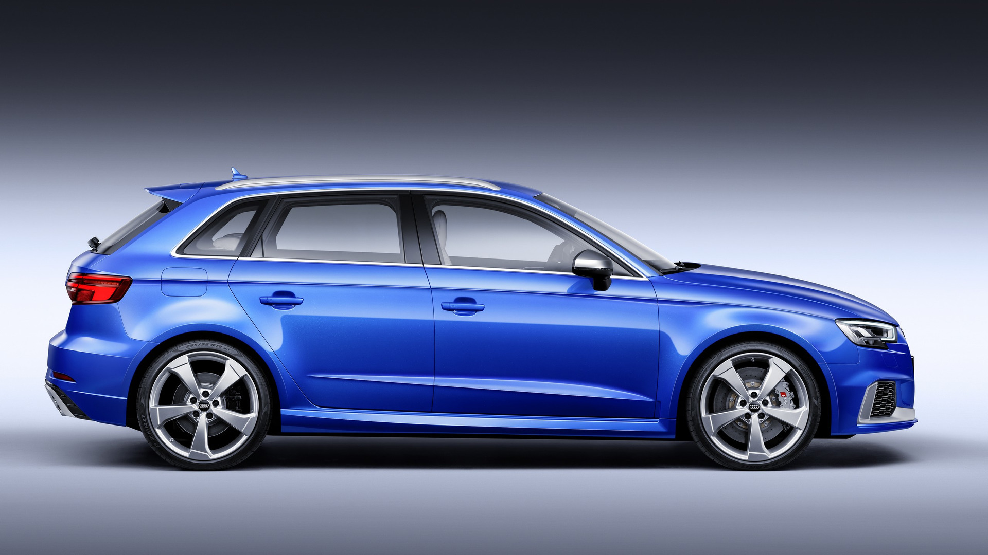 Audi RS Sportback Facelift Heading To Geneva With Hp - Audi rs3