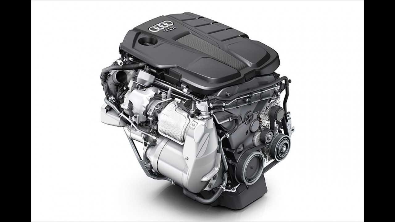 Motoren: 2.0 TDI in drei PS-Stufen