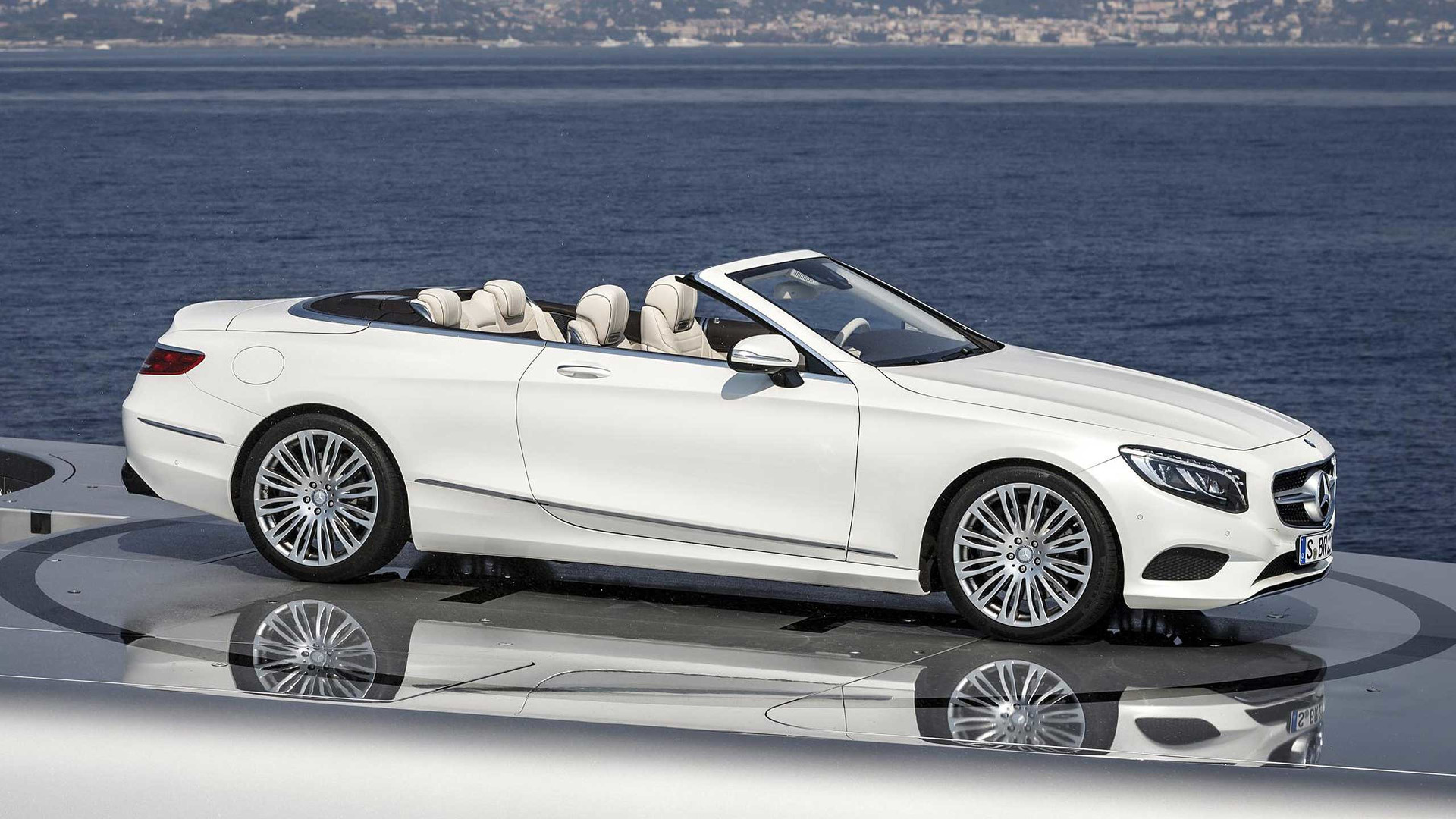 Mercedes Benz S Class Cabriolet News And Reviews Motor1 Com