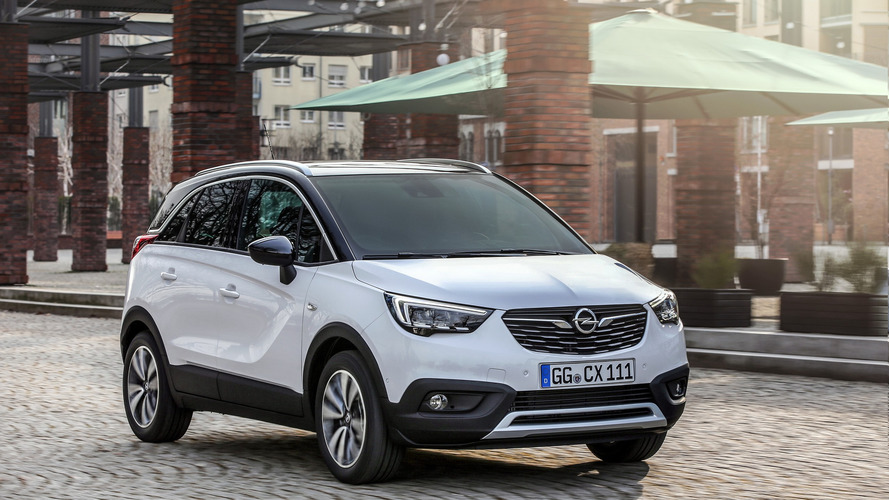 Opel Crossland X 2017: precios para España