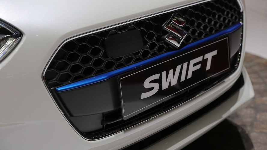 Jelentős mértékben faraghatnak az új Suzuki Swift Sport súlyából