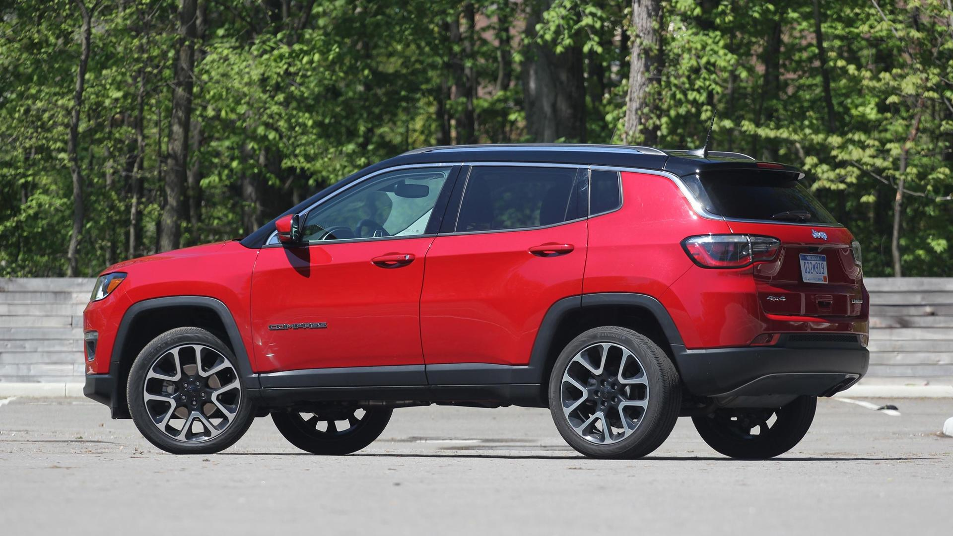 2017 Jeep Compass Review Baby Grand