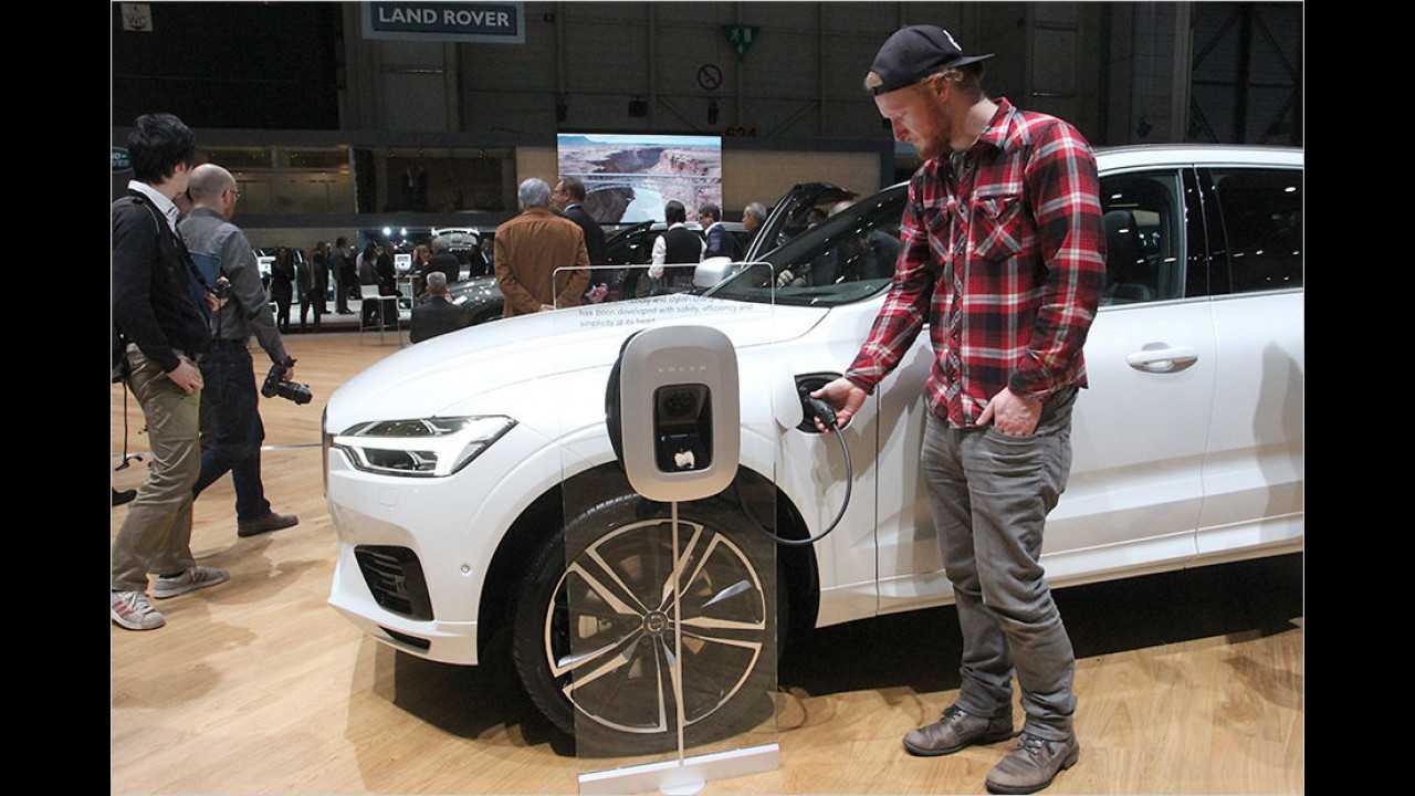 Knapp 70.000 Euro für den Plug-in-Hybrid