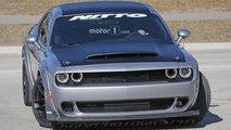 Dodge Challenger Demon photos espion