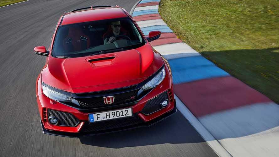 Precios e inicio de reservas del Honda Civic Type R 2017
