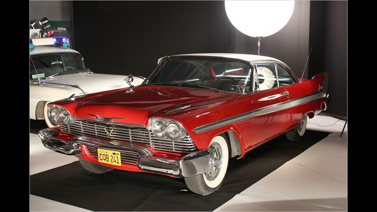 Plymouth Fury: Christine (1983)