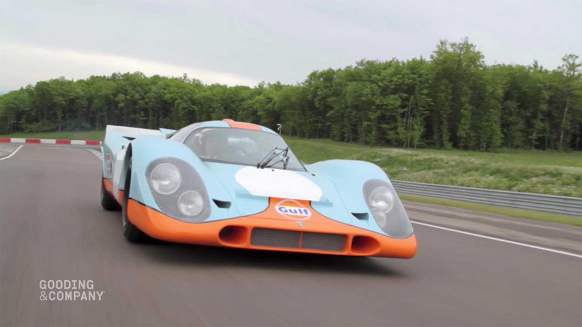 Porsche 917 For Sale >> Porsche 917k With Le Mans Film Credit Sells For 14m