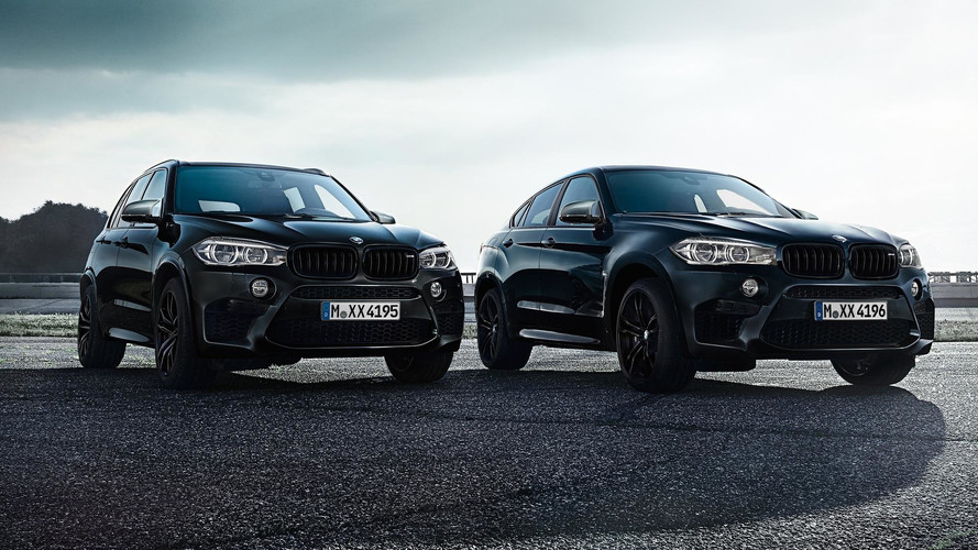 BMW M SUV'lar Competition Package'a kavuşabilir