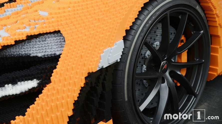 McLaren 720S de Lego 2017