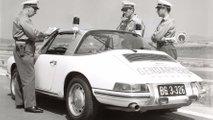 Porsche 911 Rendőrség