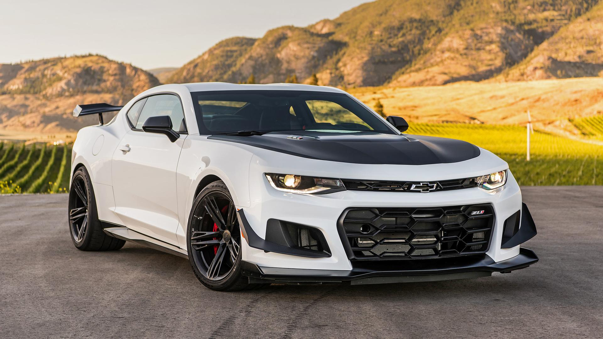 Kekurangan Camaro Zl1 2018 Review