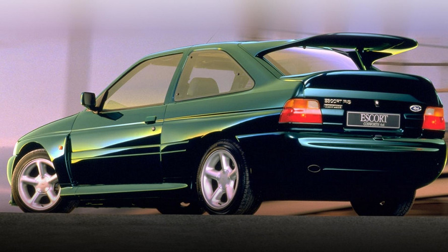 Classic Ads: Ford Escort Cosworth